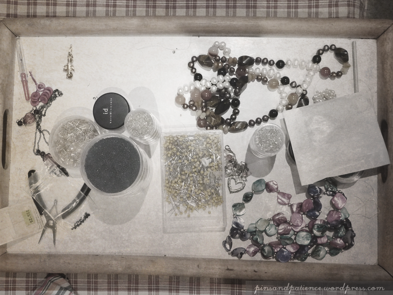 Morganisation: My Beading/Jewellery Making Stash Part1