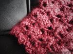 Crochet Lace Mittens