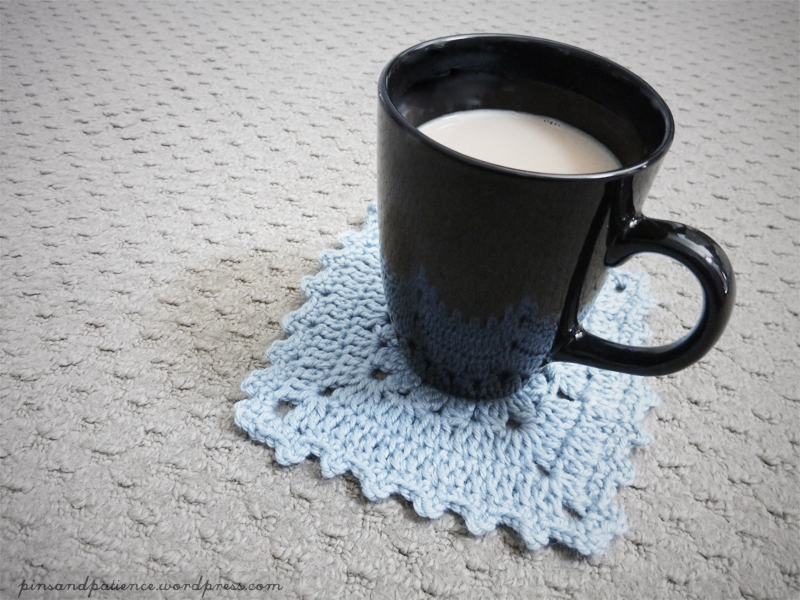 Darling Tea Time Crochet Placemat