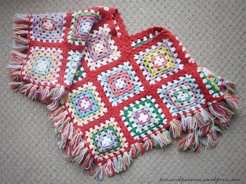 Getting organised and a crochet find from my childhood…