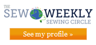 See my profile on The Sew Weekly