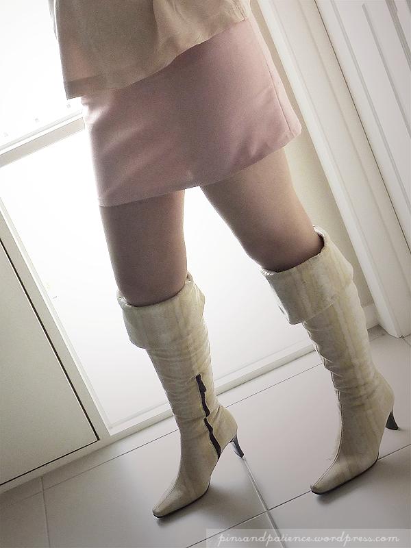 Sew 2012 #003: Stash-busting Gentle MiniSkirt