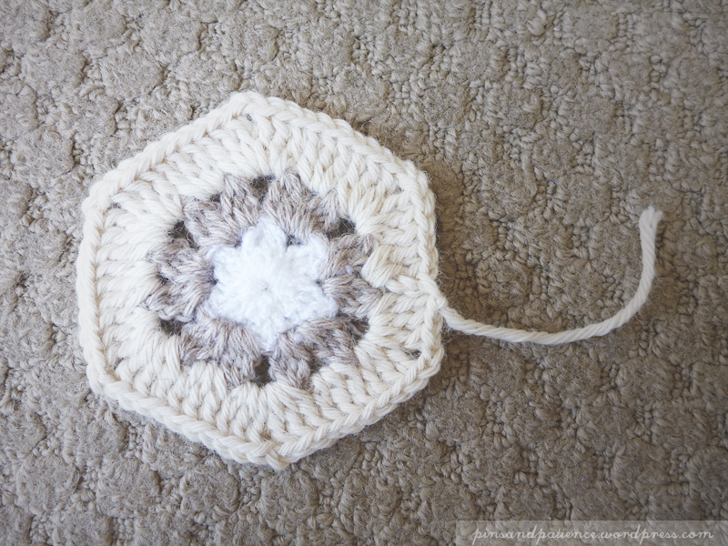 Star Anise Blanket Crochet Update