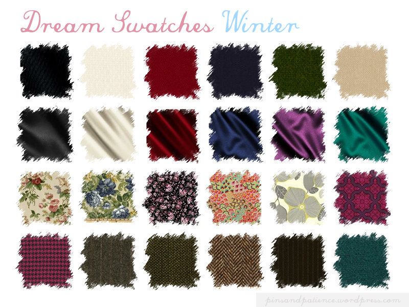 My Dream Swatches
