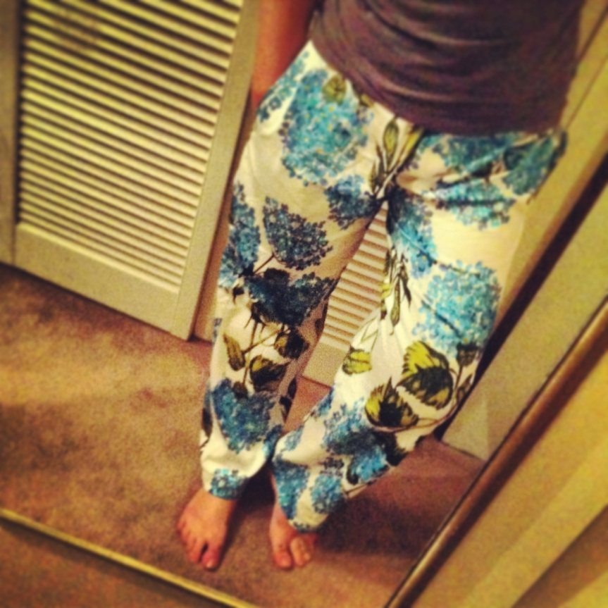 Happy Gardening Pyjama Pants