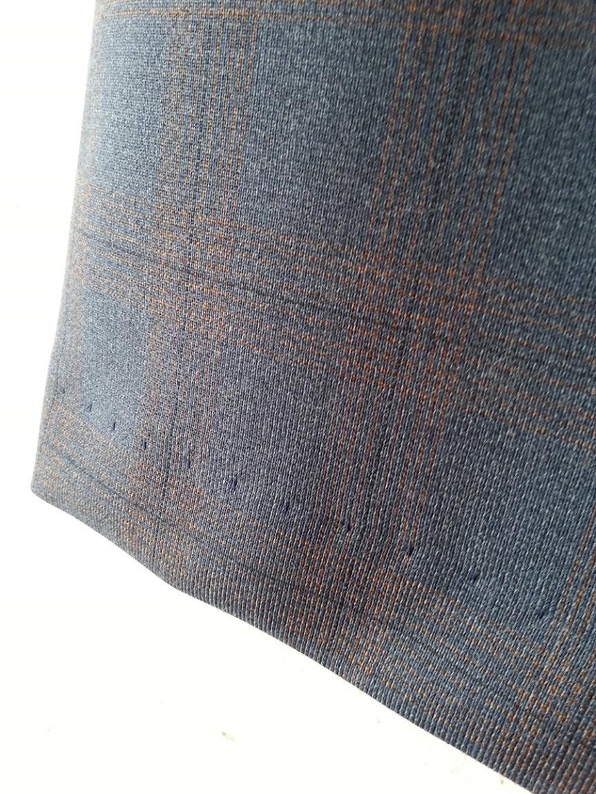 Woollen Wonder Pencil Skirt - Blind Hem