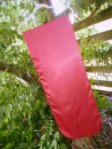 Sew 2012 #018: Red Satin Stole