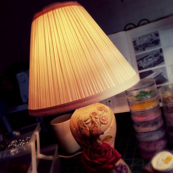 Lovely Lampshade: The Beginnings