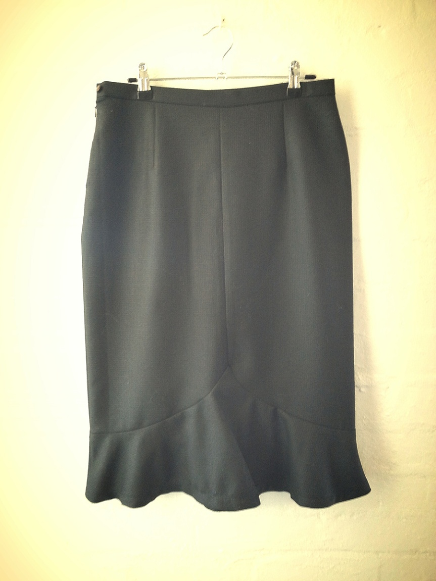 Clydette Pencil Skirt