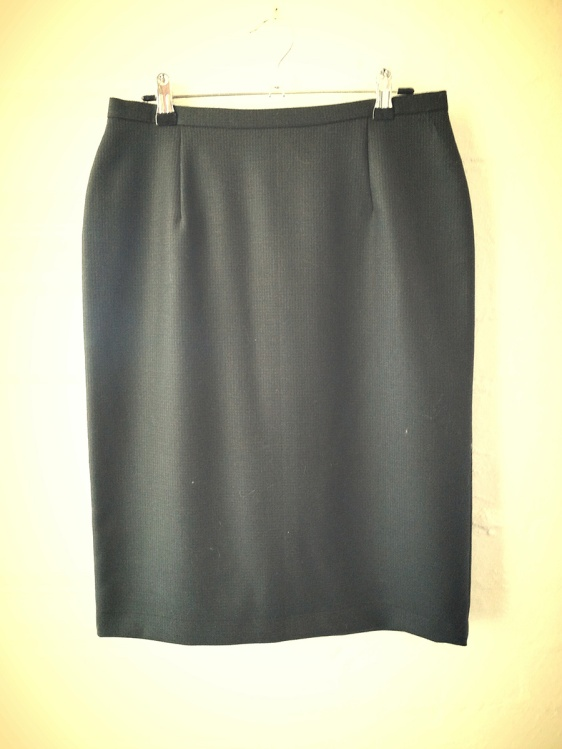 Clyde Pencil Skirt