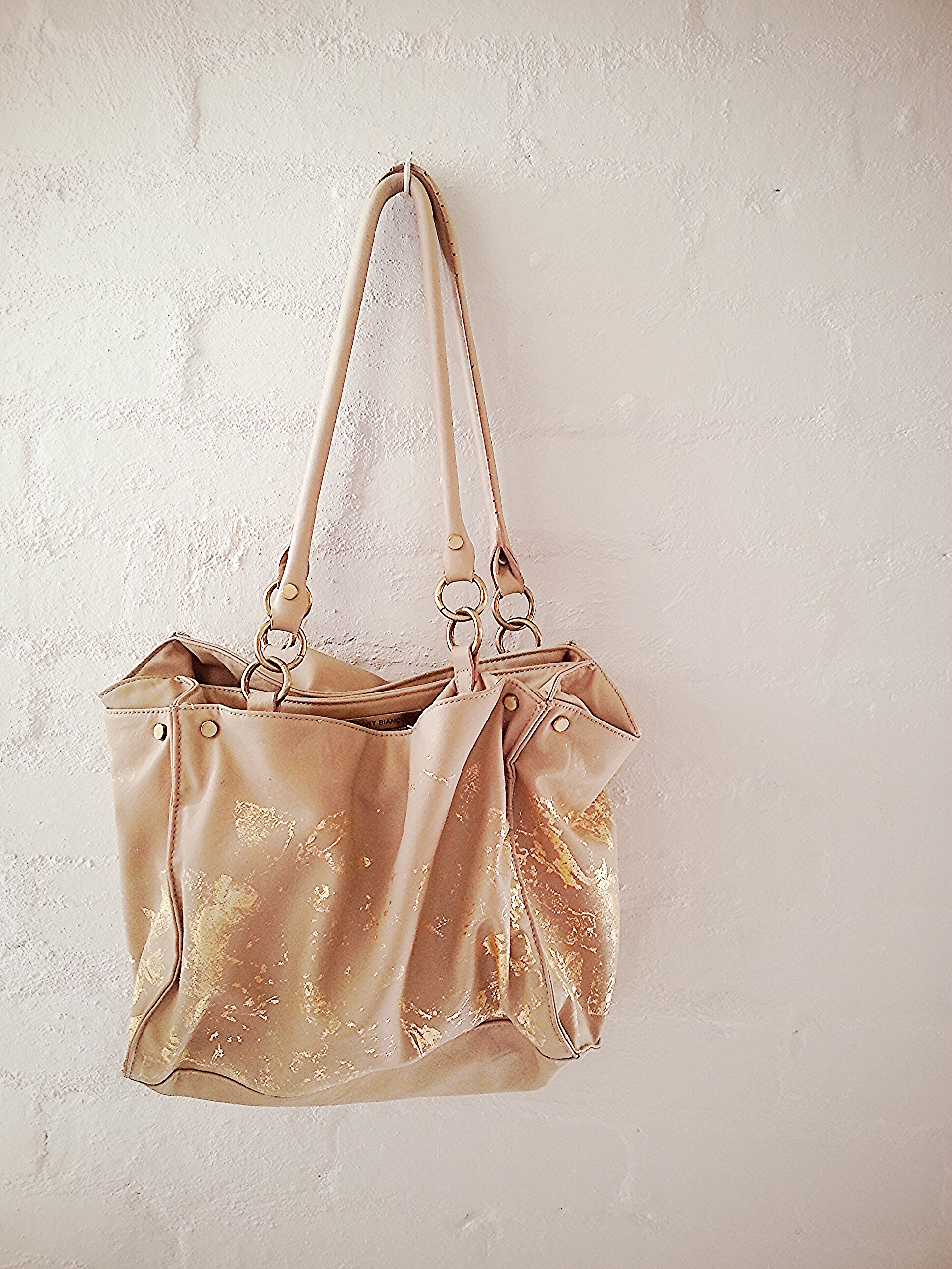 Golden Goodness Handbag!